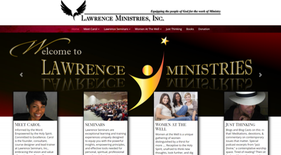 Lawrence Ministries