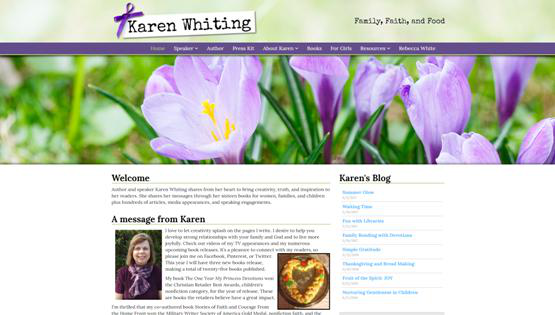Karen Whiting