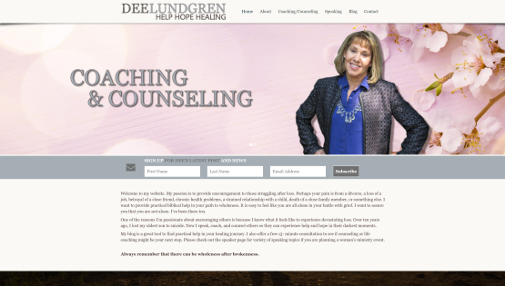 Dee Lundgren Coaching & Counseling
