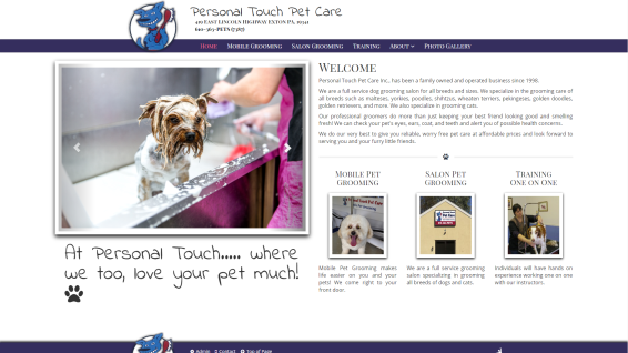 Personal Touch Pet Care